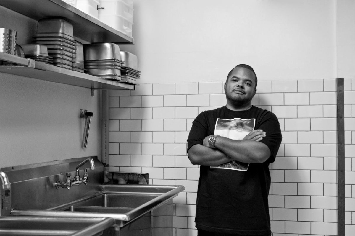 7 Questions With Chef Roger Mooking