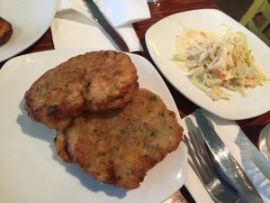 codfish fritters